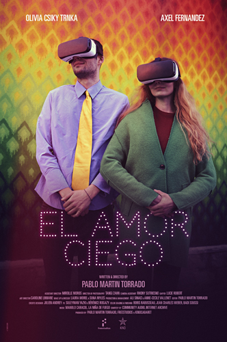 El amor ciegoun film de Pablo Martin Torrado