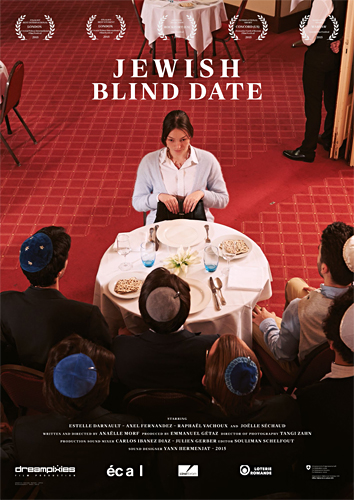 Jewish blind datea film by Anaëlle Morf